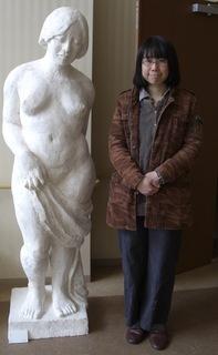 裸婦像と作者.jpg